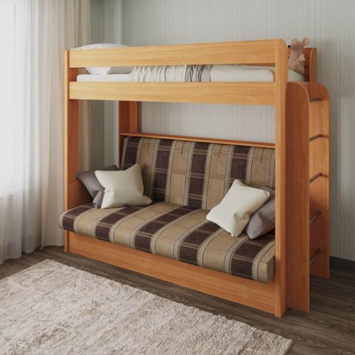 Двухъярусная кровать-диван 34