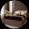 Двуспальные кровати (56)