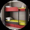 Двухъярусные кровати (22)