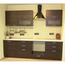 Кухня, модель Арабика-8 (Горизонт) МДФ