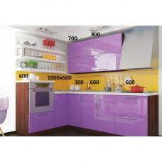 """Кухня  """"Виолетта-13""""  МДФ"""