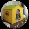 Детские домики (2)