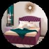 Кровати в каретной стяжке (17)