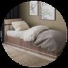 Односпальные кровати (22)