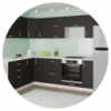Угловые кухонные гарнитуры (75)