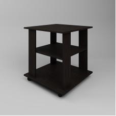 Журнальный стол 02 на колесиках
