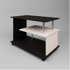 Журнальный стол 04 на колесиках