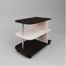 Журнальный стол 13 на колесиках