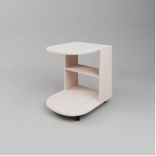 Журнальный стол 14 на колесиках