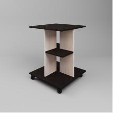 Журнальный стол 16 на колесиках
