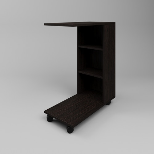 Прикроватный стол 01 на колесиках