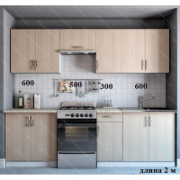 Кухня  Астра-3