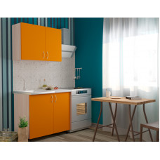 Кухня Яна. Цвет: Оранж