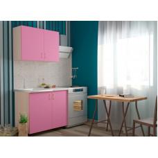 Кухня Яна. Цвет: Розовый