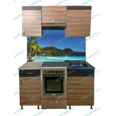 Кухня Зебрано 02