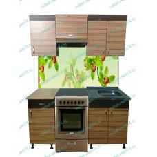 Кухня Зебрано 20