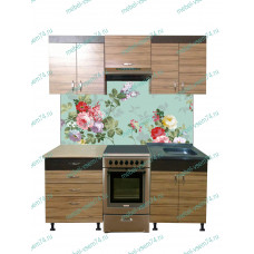 Кухня Зебрано 24