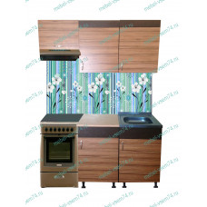 Кухня Зебрано 38