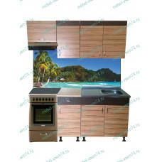 Кухня Зебрано 41