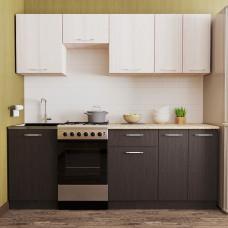 "Кухня  ""Венге+ Белый Дуб-5"""