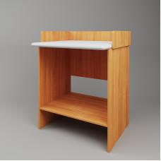 Пеленальный столик - 01