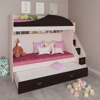 Двухъярусная кровать 06