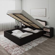 Кровать 03 с подъемным механизмом