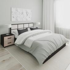 Кровать 121 с мягкой накладкой