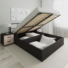 Кровать 121 на подъемном механизме
