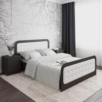 Кровать 41 с мягкими накладками