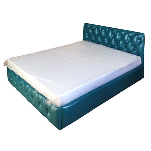 Кровать 106 в каретной стяжке