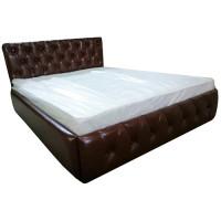 Кровать 112 в каретной стяжке