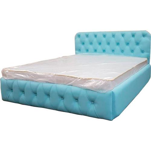 Кровать 115 в каретной стяжке