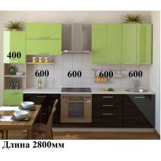 "Кухня, модель ""Мдф-Лайм-8"""