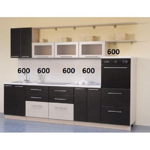 Кухонный гарнитур Дуэт-3 МДФ