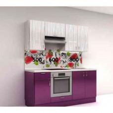 Кухня, модель Рита-2 Страйп  МДФ