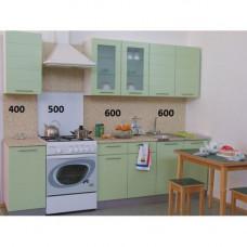 Кухня, модель Салат Горизонт-1 МДФ