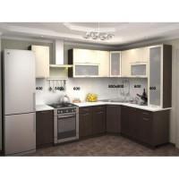 Кухня, модель Венге+бел.дуб  МДФ