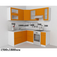 "Кухня  ""Оранж-угл-17"""