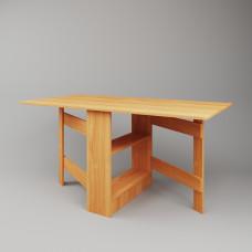 Раскладной стол 01 Вишня оксфорд