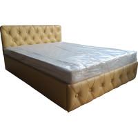 Кровать 35 в каретной стяжке