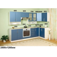 """Кухня  """"Лагуна-2"""""""