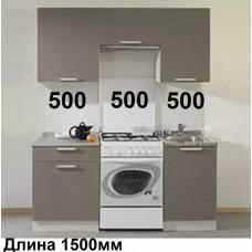 """Кухня  """"Техно-мини"""""""