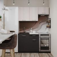"Кухня ""Венге-Б.Дуб-4"""